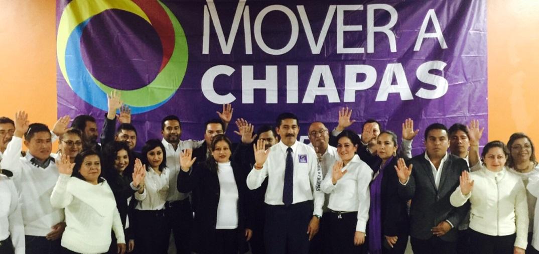 Para Mover a Chiapas h...