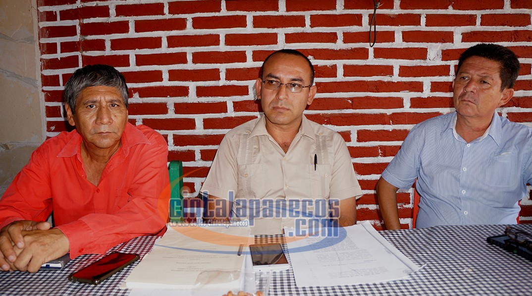 Líderes transportistas de Cintalapa, Chiapas