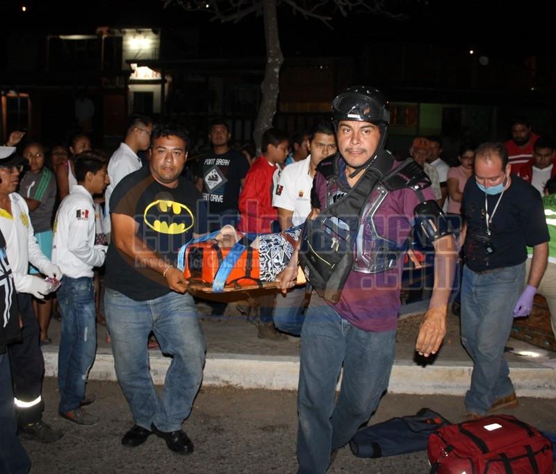 los-heridos-fueron-llevados-al-hospital