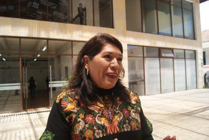 Jerónima Toledo Villalobos, presidenta municipal de San Cristóbal de las Casas, Chiapas