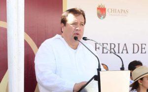 Mariano Rosales Zuarth, presidente municipal de Villaflores