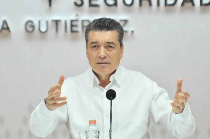 Rutilio Escandón Cadenas, Gobernador de Chiapas