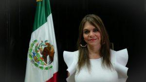 Rosa Irene Urbina Castañeda, presidenta municipal de Tapachula