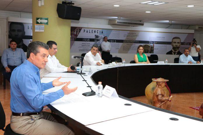 No claudiquemos en el combate a este flagelo, nunca es tarde para corregir y desbloquear el desarrollo de Chiapas, dijo el mandatario
